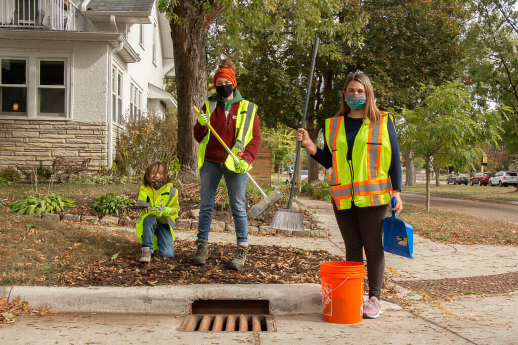 tools for clearing storm drains