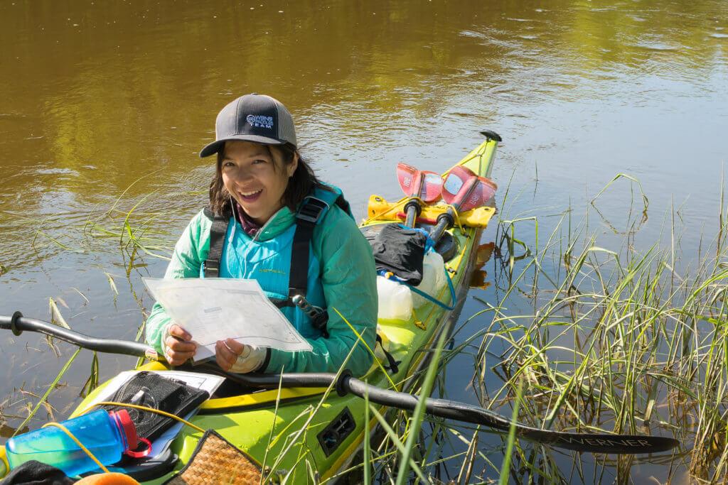 River navigation